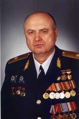 генерал-майор петров